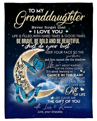 To My Daughter - Grandma