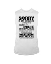 February  Sorry Girlfriend Sleeveless Tee thumbnail