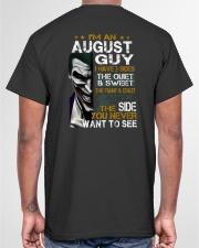 august 3 side Classic T-Shirt garment-tshirt-unisex-back-04