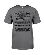 Spoiled Husband  Premium Fit Mens Tee thumbnail