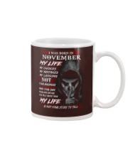 NOVEMBER Mug thumbnail