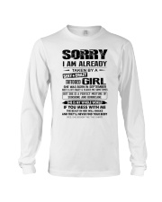 September Sexy and Crazy Long Sleeve Tee thumbnail