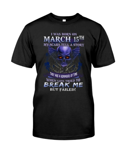 15 march  break me