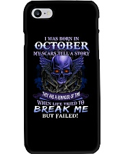 October break me Phone Case thumbnail