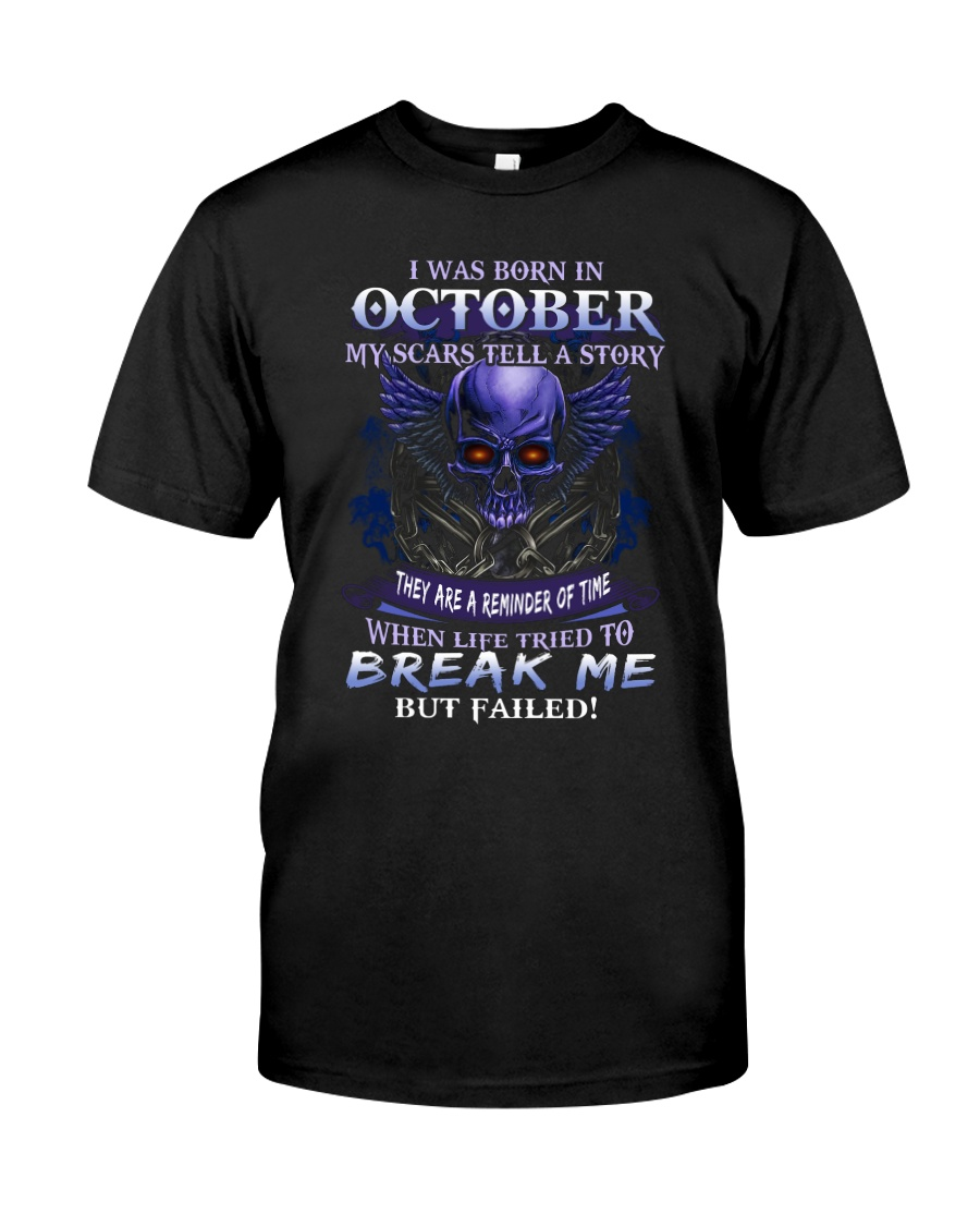 October break me Classic T-Shirt