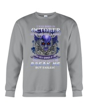 October break me Crewneck Sweatshirt thumbnail
