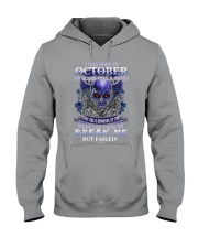 October break me Hooded Sweatshirt thumbnail