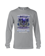 October break me Long Sleeve Tee thumbnail