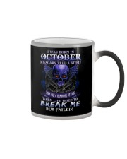 October break me Color Changing Mug thumbnail