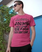 Anime Shirt-Video Games Shirt Classic T-Shirt apparel-classic-tshirt-lifestyle-17
