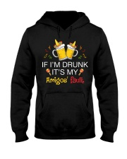 Amigos Fault Beer Hooded Sweatshirt thumbnail