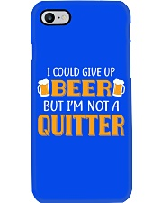 I'm Not A Quitter Phone Case thumbnail