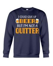 I'm Not A Quitter Crewneck Sweatshirt thumbnail
