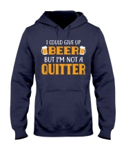 I'm Not A Quitter Hooded Sweatshirt thumbnail