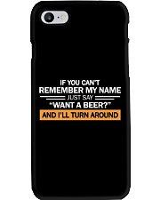 Want A Beer Phone Case thumbnail