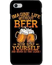 Life Without Beer Phone Case thumbnail