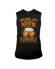 Life Without Beer Sleeveless Tee thumbnail