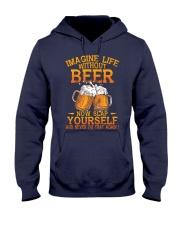 Life Without Beer Hooded Sweatshirt thumbnail