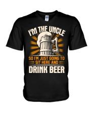 The Uncle V-Neck T-Shirt thumbnail