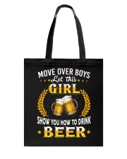 How To Drink Tote Bag thumbnail