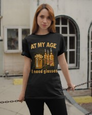 Need Beer Glasses Classic T-Shirt apparel-classic-tshirt-lifestyle-19