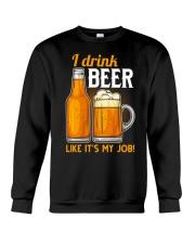 It's My Job Crewneck Sweatshirt thumbnail