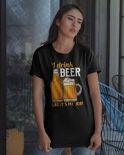 It's My Job Classic T-Shirt apparel-classic-tshirt-lifestyle-08