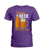 It's My Job Ladies T-Shirt thumbnail