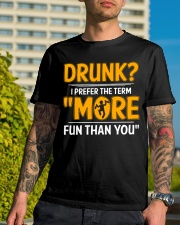 More Fun Than You Classic T-Shirt lifestyle-mens-crewneck-front-8