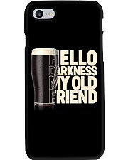 Hello Darkness Phone Case thumbnail