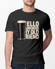 Hello Darkness Classic T-Shirt lifestyle-mens-crewneck-front-13