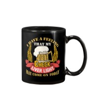 My Check Liver Light Mug thumbnail