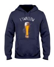 I Swallow Hooded Sweatshirt thumbnail
