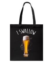 I Swallow Tote Bag thumbnail
