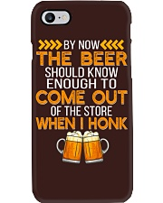 The Beer Come Out When I Honk Phone Case thumbnail