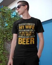 I Wish Classic T-Shirt apparel-classic-tshirt-lifestyle-17