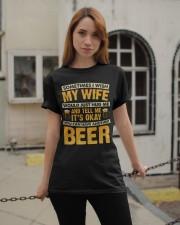 I Wish Classic T-Shirt apparel-classic-tshirt-lifestyle-19