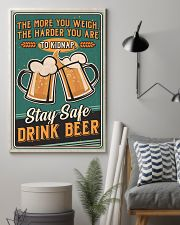 Drink Beer 11x17 Poster lifestyle-poster-1