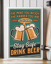 Drink Beer 11x17 Poster lifestyle-poster-4