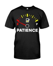 Patience Classic T-Shirt front
