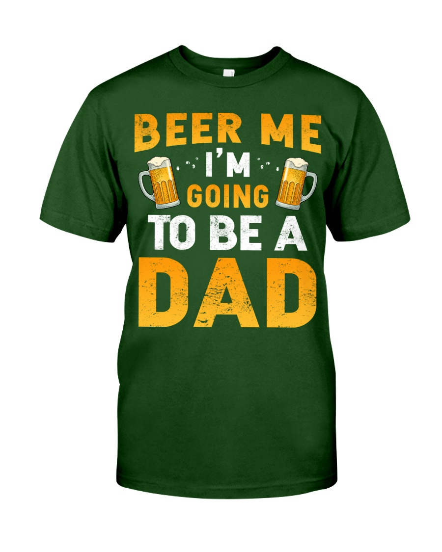 Going To Be A Dad Classic T-Shirt