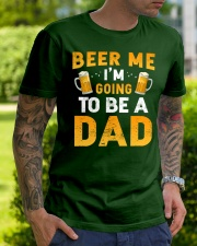 Going To Be A Dad Classic T-Shirt lifestyle-mens-crewneck-front-7