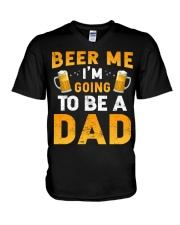 Going To Be A Dad V-Neck T-Shirt thumbnail
