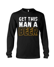 Get This Man A Beer Long Sleeve Tee tile