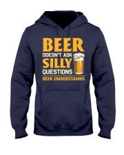 Beer Understands Hooded Sweatshirt thumbnail