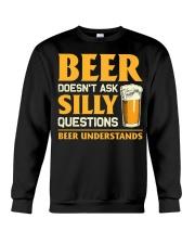 Beer Understands Crewneck Sweatshirt thumbnail