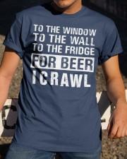 I Crawl Classic T-Shirt apparel-classic-tshirt-lifestyle-28