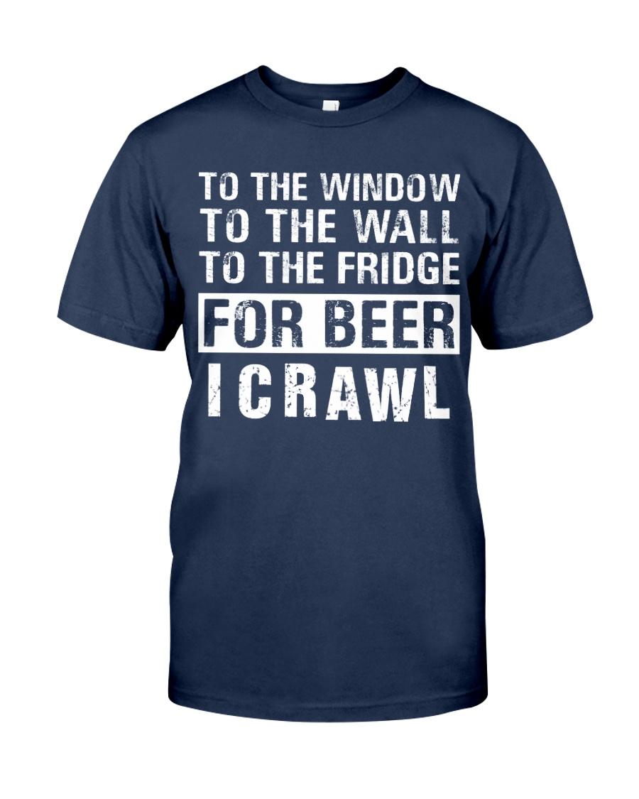 I Crawl Classic T-Shirt