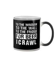 I Crawl Color Changing Mug thumbnail