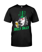 Dilly Dilly Benjamin Classic T-Shirt front